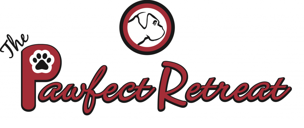 The Pawfect Retreat Logo